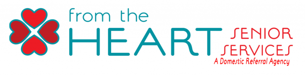 From the Heart Senior Services logo
